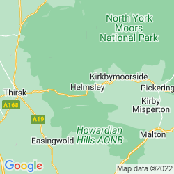 Map of Helmsley