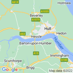 Map of Hessle