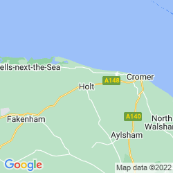 Map of Holt