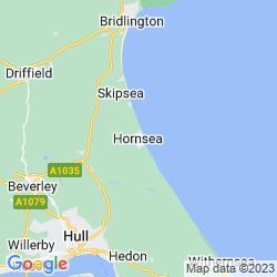 Map of Hornsea