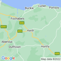 Map of Keith