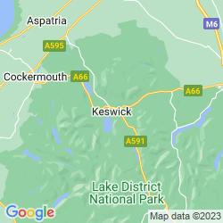 Map of Keswick