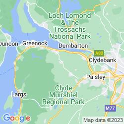 Map of Kilmacolm
