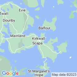 Map of Kirkwall