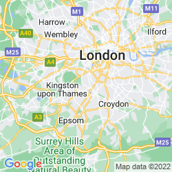 Map of London Expired