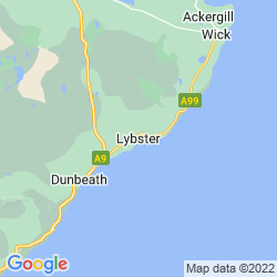Map of Lybster