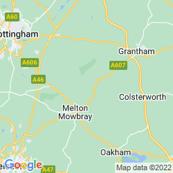 Map of Melton