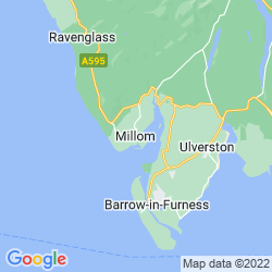 Map of Millom