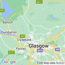 Map of Milngavie