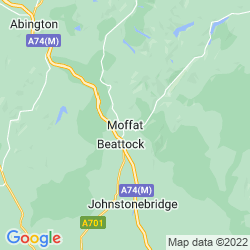 Map of Moffat