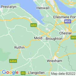 Map of Mold