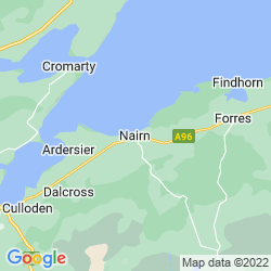 Map of Nairn