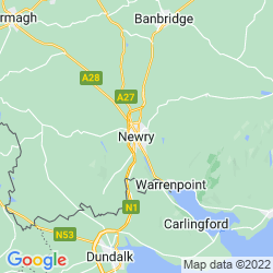 Map of Newry