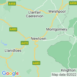 Map of Newtown