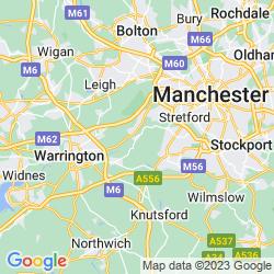 Map of Partington