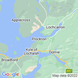 Map of Plockton