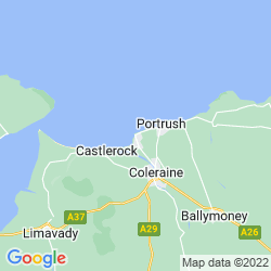 Map of Portstewart