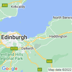 Map of Prestonpans