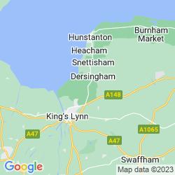 Map of Sandringham