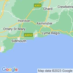 Map of Seaton