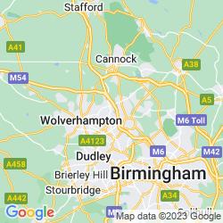 Map of Shortheath