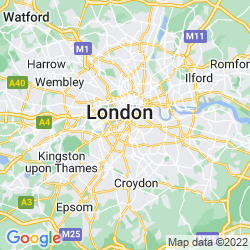 Map of Stockwell