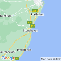 Map of Stonehaven