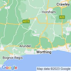 Map of Storrington
