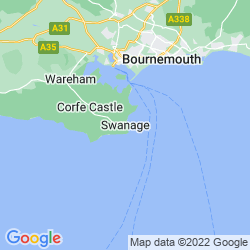 Map of Swanage