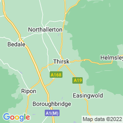 Map of Thirsk