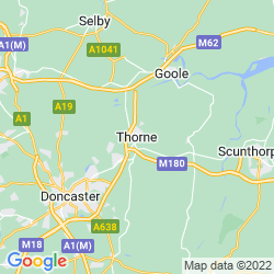 Map of Thorne