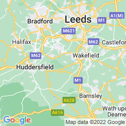 Map of Thornhill