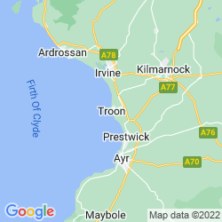 Map of Troon