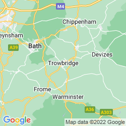 Map of Trowbridge