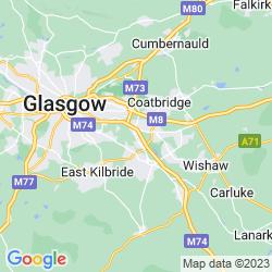 Map of Uddingston