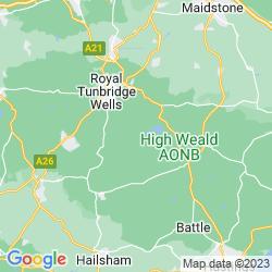 Map of Wadhurst