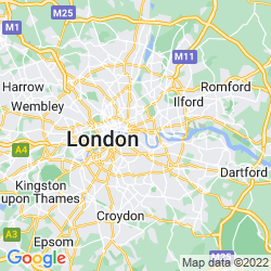 Map of Wapping