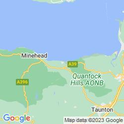 Map of Watchet