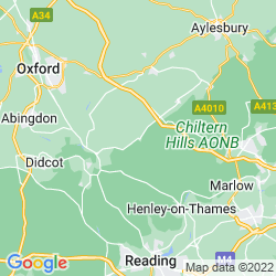Map of Watlington