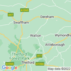Map of Watton
