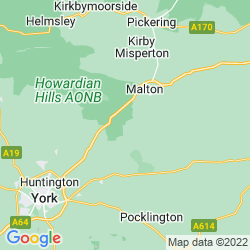Map of Westow