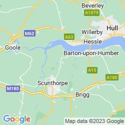 Map of Winterton