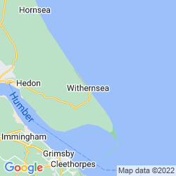 Map of Withernsea