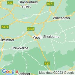 Map of Yoevil