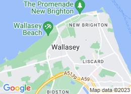 Wallasey,Merseyside,UK