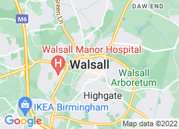 Walsall,West Midlands,UK