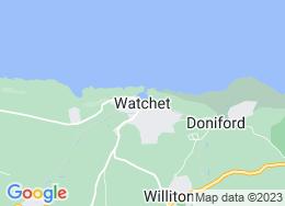 Watchet,Somerset,UK