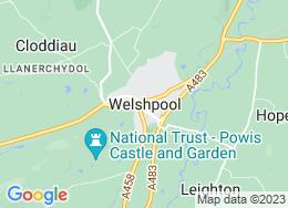 Welshpool,Powys,UK