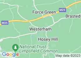 Westerham,Kent,UK
