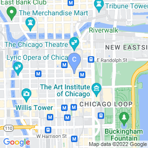 Westwood College-Chicago Loop Street View Map